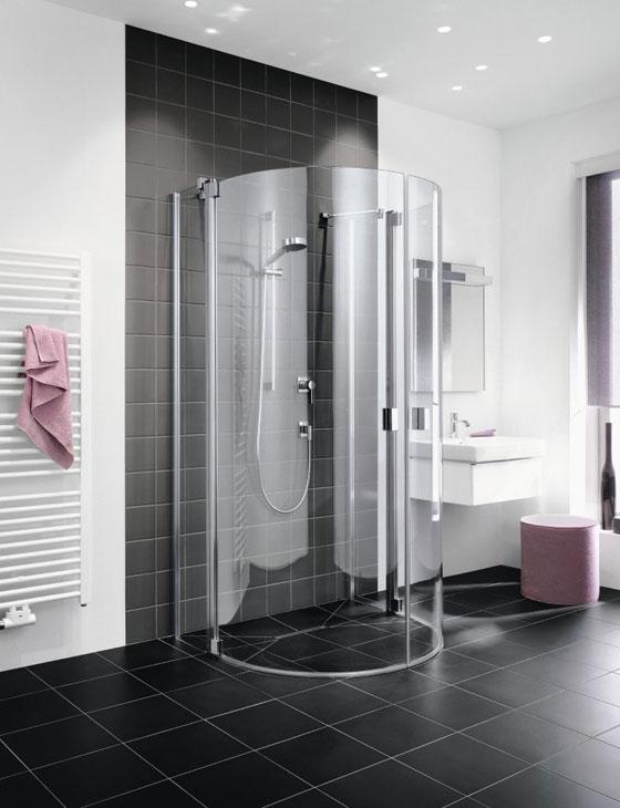 halbkreis dusche in riesen auswahl versandfrei bei. Black Bedroom Furniture Sets. Home Design Ideas