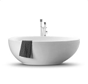 Freistehende badewannen innenr ume und m bel ideen - Schone badewannen ...