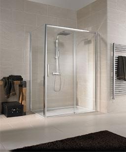 duschkabinen von schulte auf. Black Bedroom Furniture Sets. Home Design Ideas