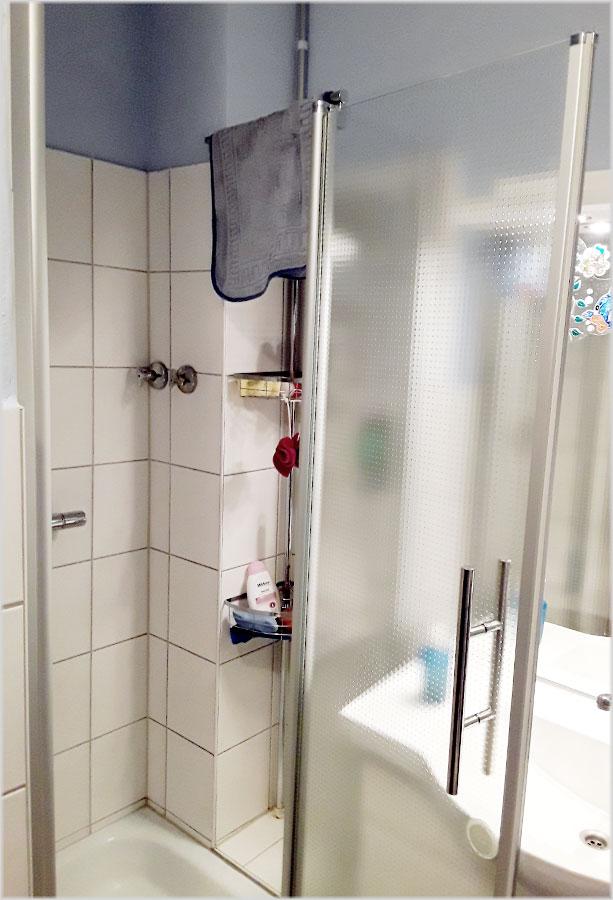 schulte garant dreht r an nebenteil in nische. Black Bedroom Furniture Sets. Home Design Ideas