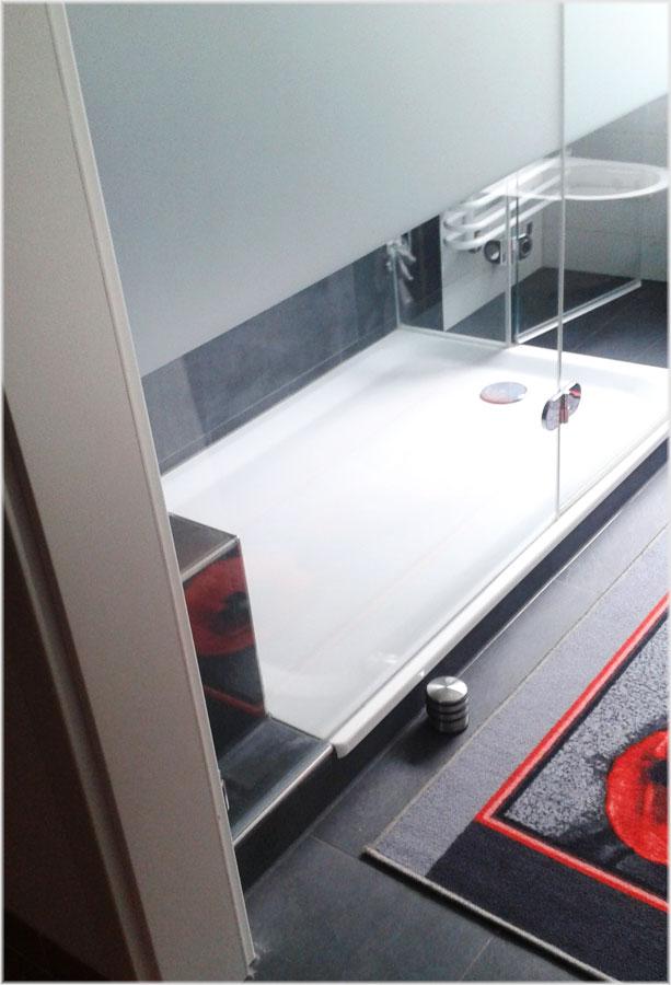 schulte davita eckeinstieg 4 teilig 8 mm d48026. Black Bedroom Furniture Sets. Home Design Ideas