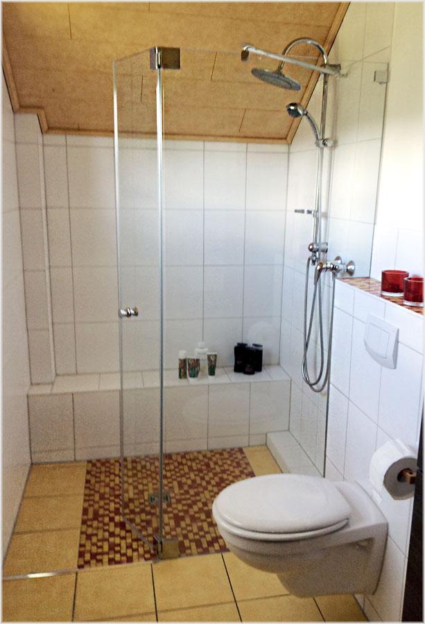 schulte davita dreht r an nebenteil f r nische 8 mm d48004. Black Bedroom Furniture Sets. Home Design Ideas