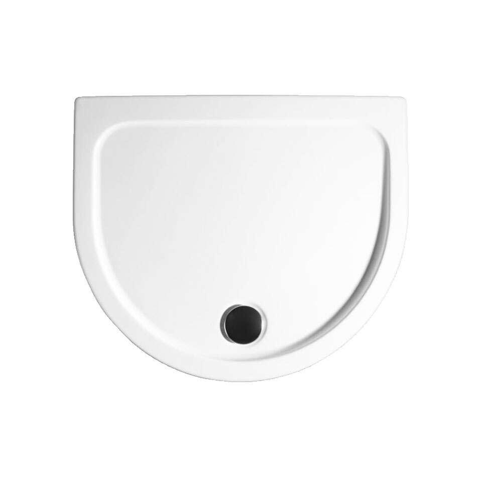 schulte duschwanne acryl ef flat f r halbkreis dusche. Black Bedroom Furniture Sets. Home Design Ideas