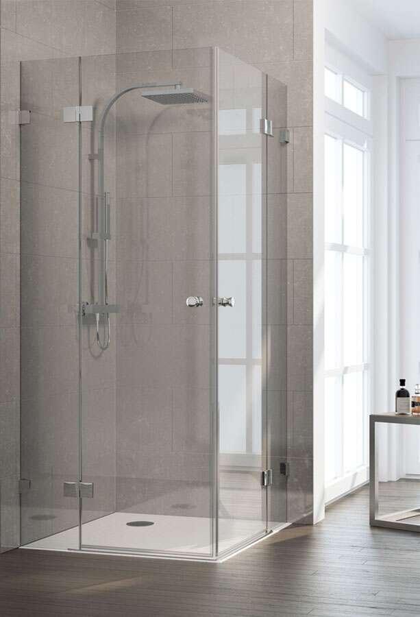 schulte davita: die hochwertige duschkabine gibt es bei ... - Dusche Klapptur