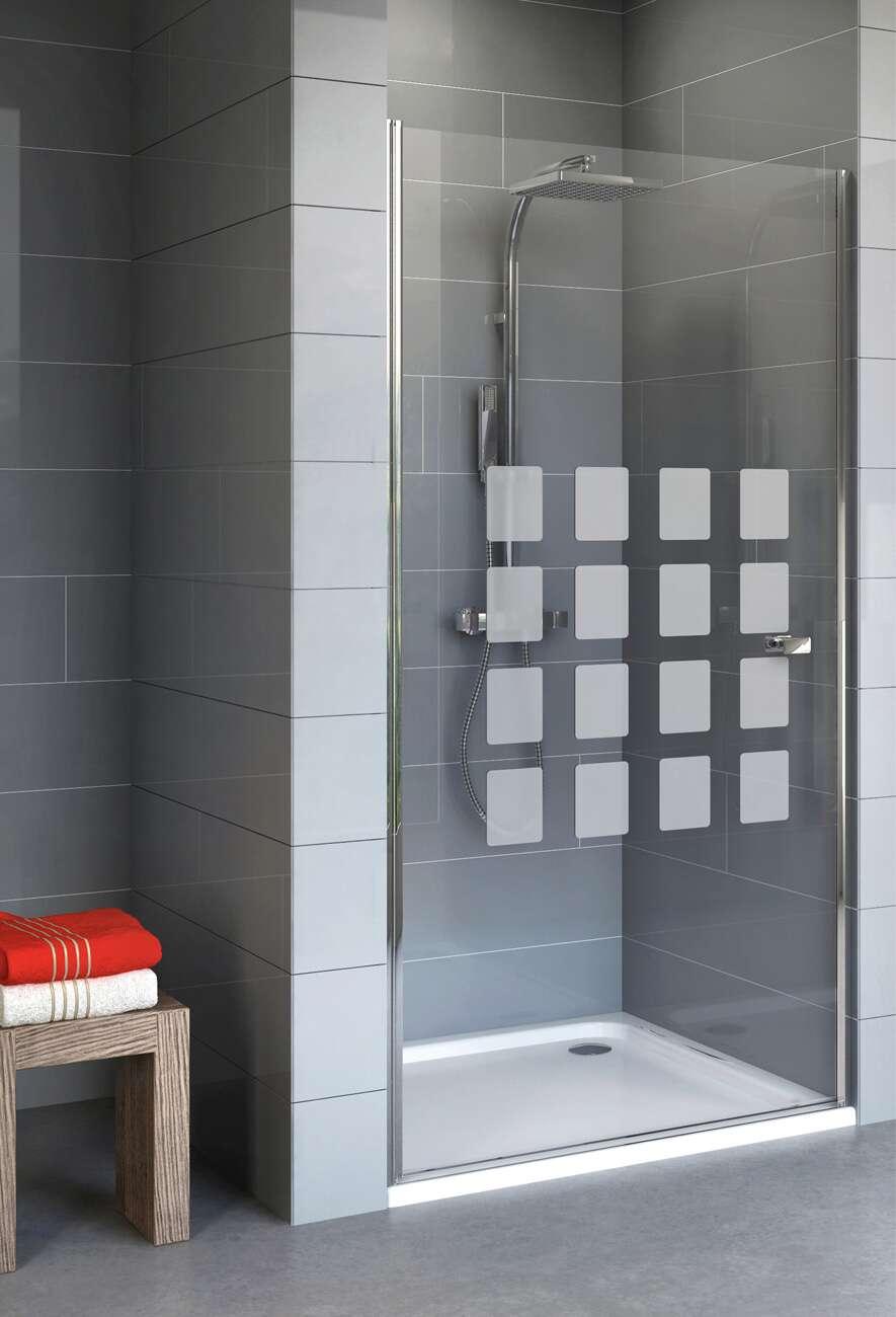schulte duschkabine alexa style 2 0 dreht r f r nische dekor cubic. Black Bedroom Furniture Sets. Home Design Ideas