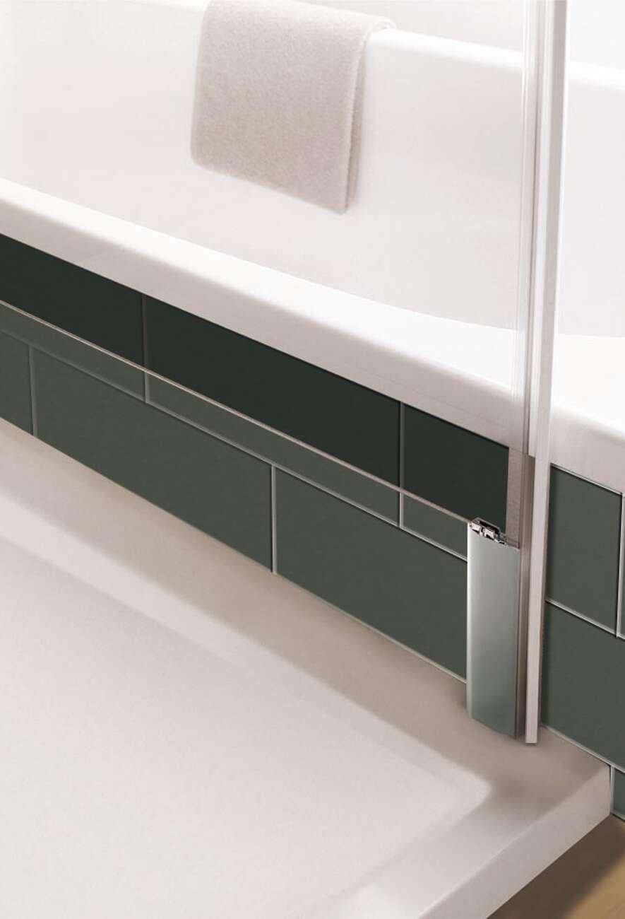 schulte duschkabine alexa style 2 0 dreht r mit verk rzter seitenwand d321599. Black Bedroom Furniture Sets. Home Design Ideas