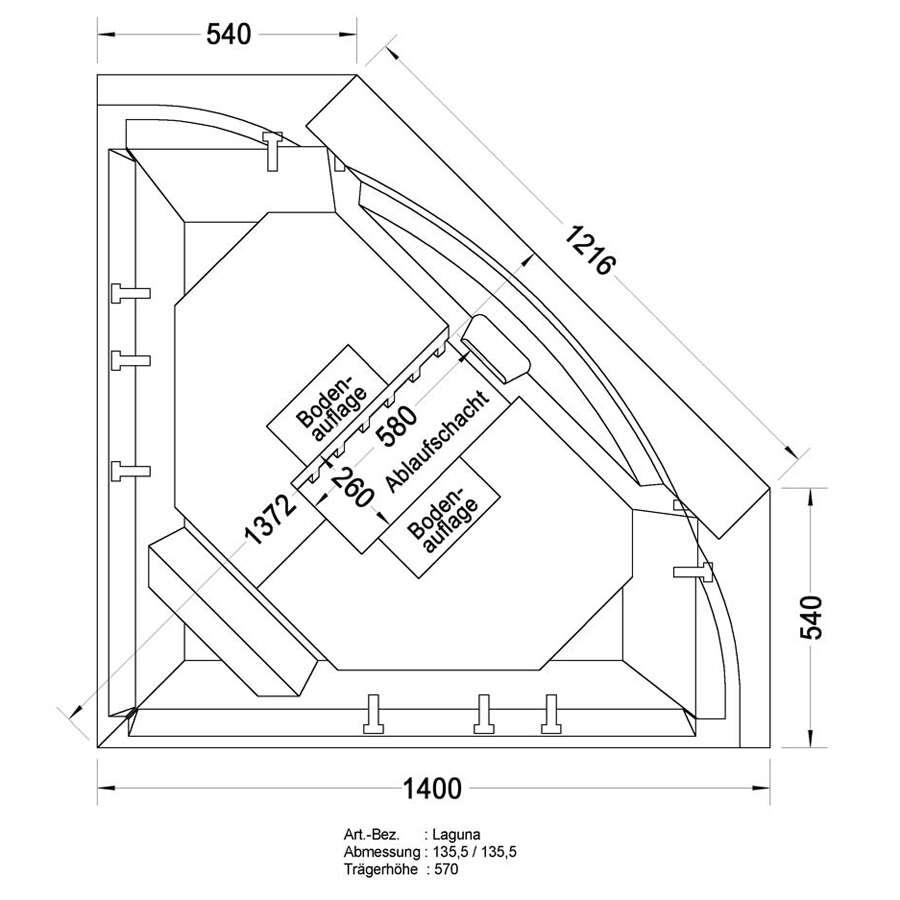 Eckbadewanne maße  Eckbadewanne Maße Standard | gispatcher.com