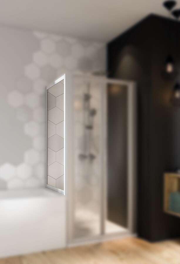 breuer fara verk rzte seitenwand f r fara faltt r. Black Bedroom Furniture Sets. Home Design Ideas