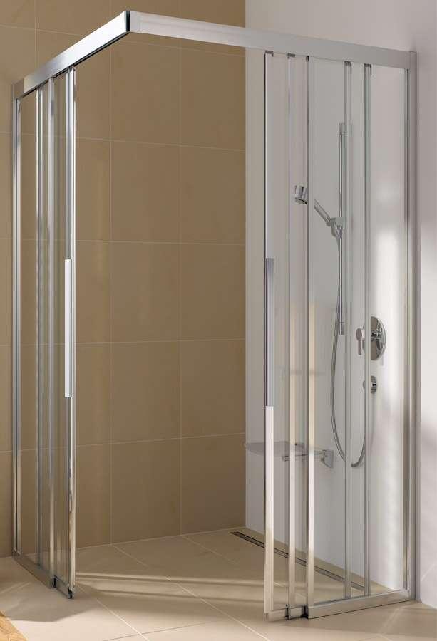 koralle duschkabine myday comfort eckeinstieg schiebet r esfbf3s 120 l esfbf3s 120 r. Black Bedroom Furniture Sets. Home Design Ideas