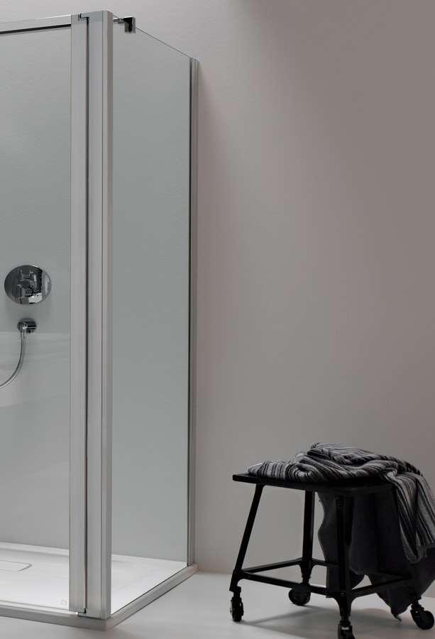 koralle duschkabine myday comfort seitenwand f r schiebet r. Black Bedroom Furniture Sets. Home Design Ideas