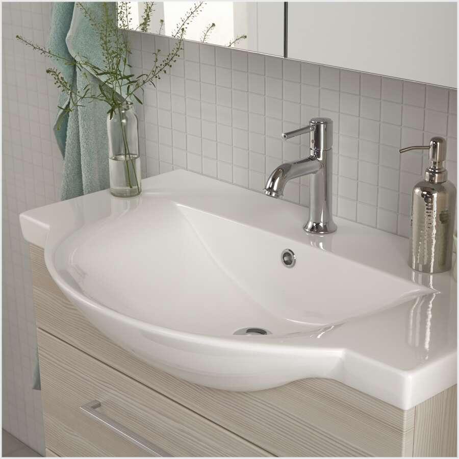 scanbad delta vivo waschplatz 80 cm dmv 0xxx. Black Bedroom Furniture Sets. Home Design Ideas
