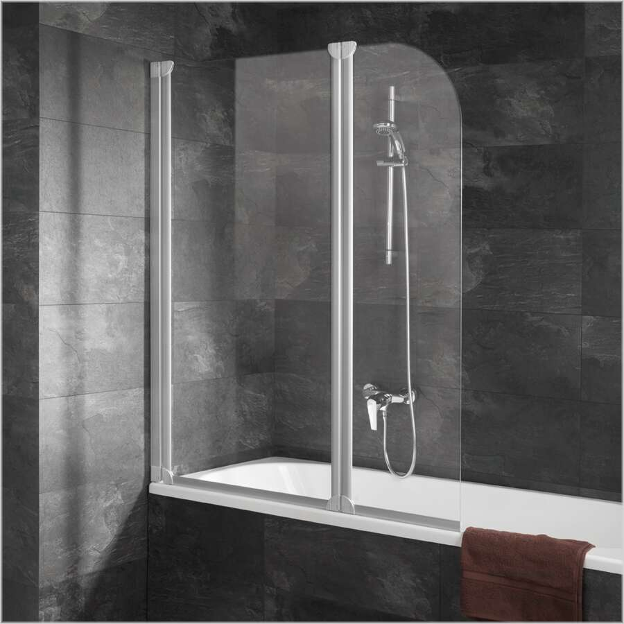 badewannenfaltwand schulte wannenaufsatz promo rahmenlos d641653. Black Bedroom Furniture Sets. Home Design Ideas