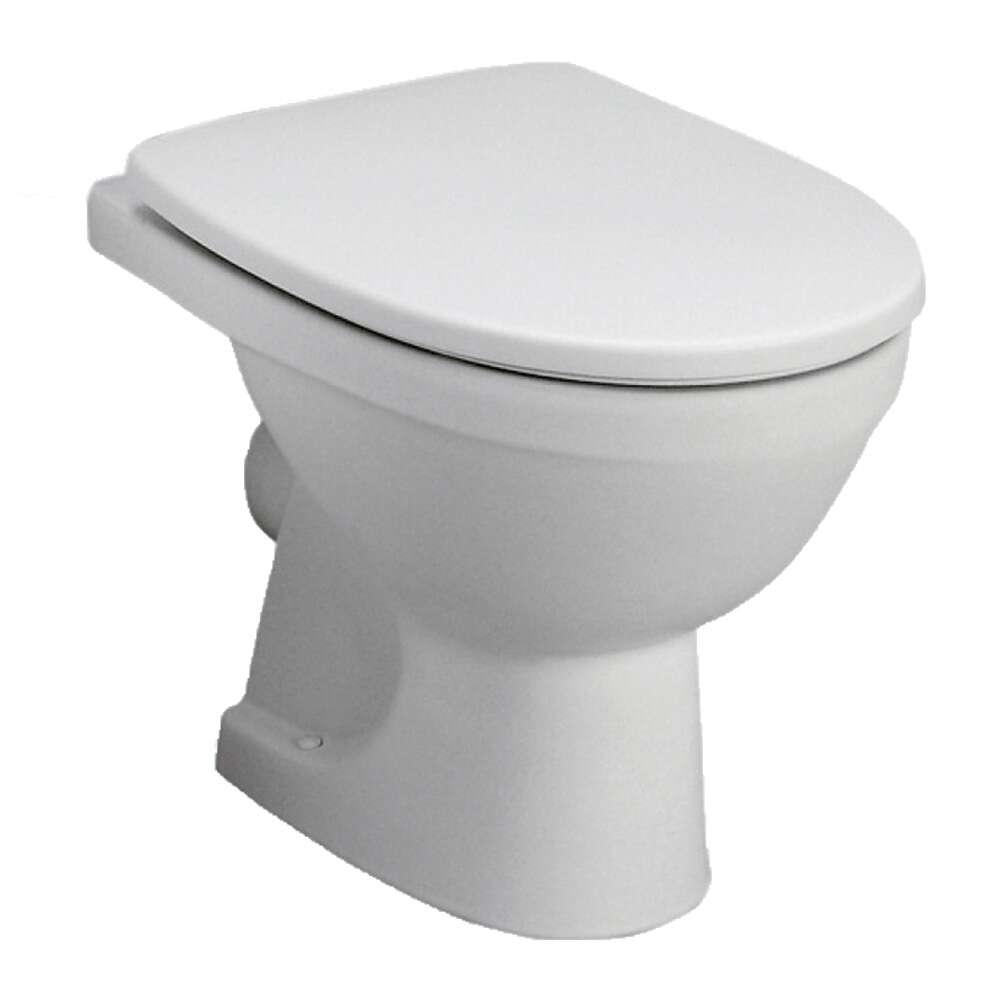stand wc duschmeister tiefsp ler abgang waagerecht 1836307. Black Bedroom Furniture Sets. Home Design Ideas