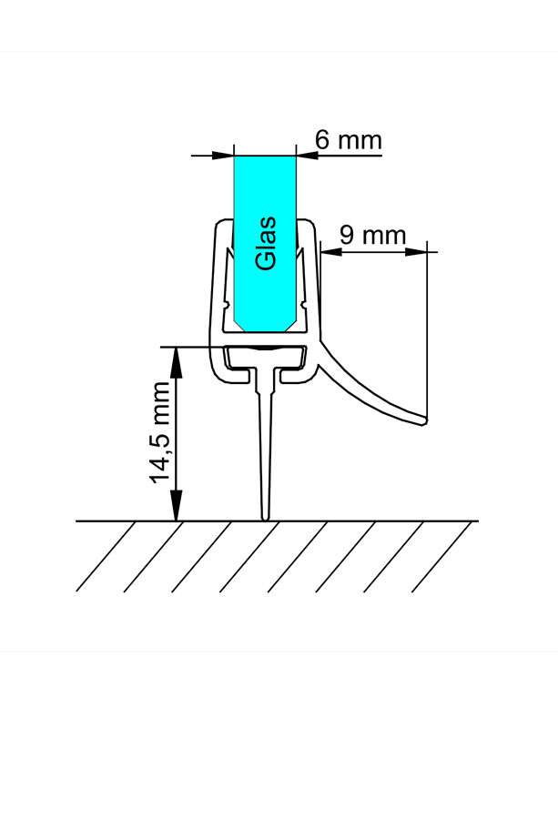 schulte wasserabweisprofile dichtlippen f r rd masterclass d2902. Black Bedroom Furniture Sets. Home Design Ideas