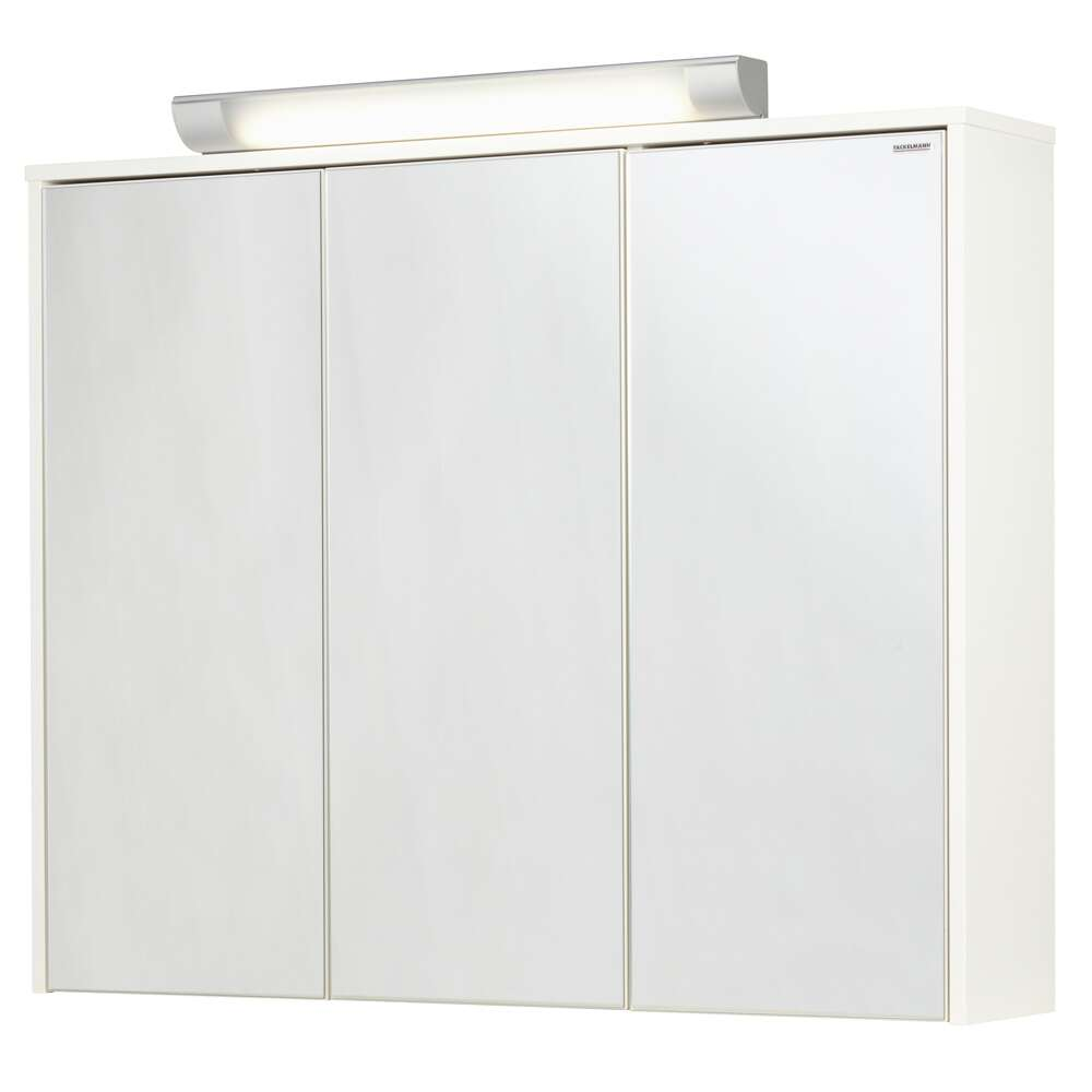 fackelmann badm bel spiegelschrank lv 100 82067. Black Bedroom Furniture Sets. Home Design Ideas