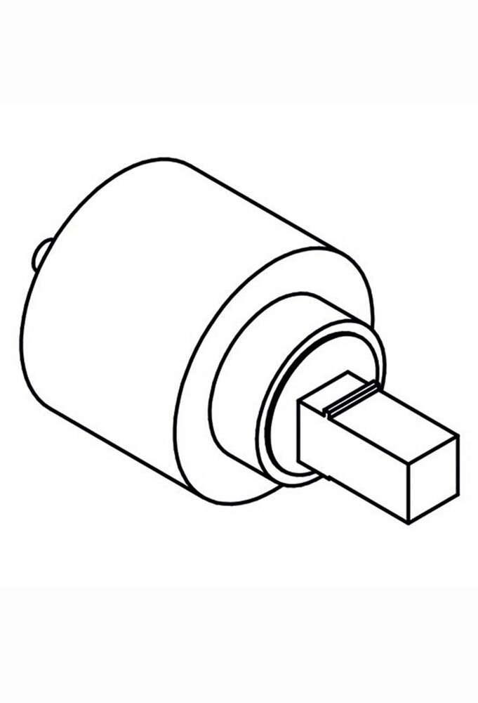 schulte kartusche f r einhebelmischer ii d960411. Black Bedroom Furniture Sets. Home Design Ideas