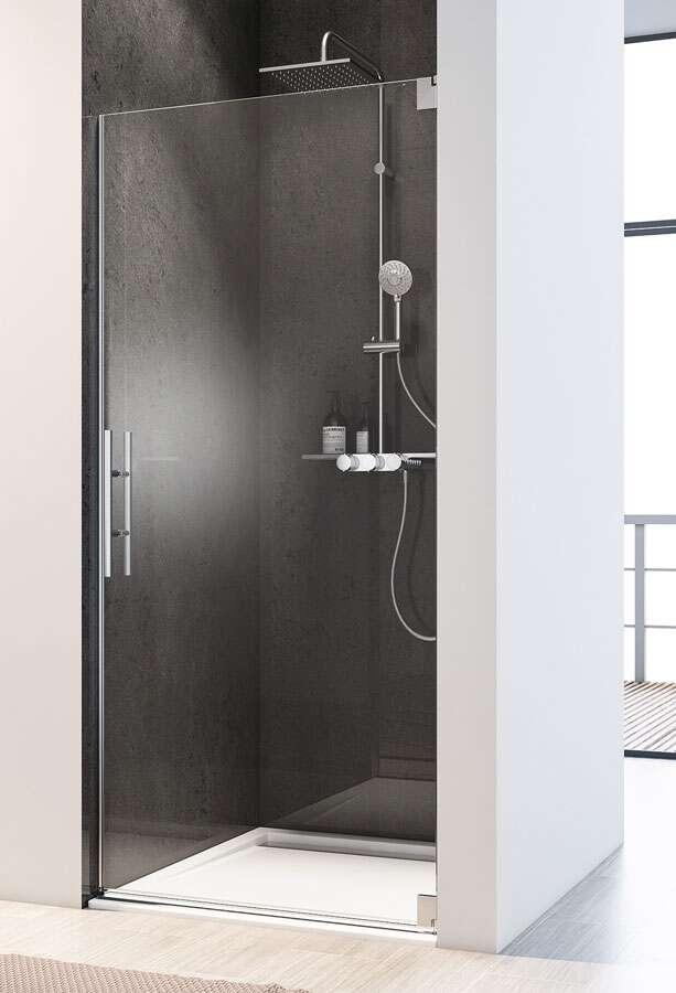 duschabtrennung nische pendelt r. Black Bedroom Furniture Sets. Home Design Ideas