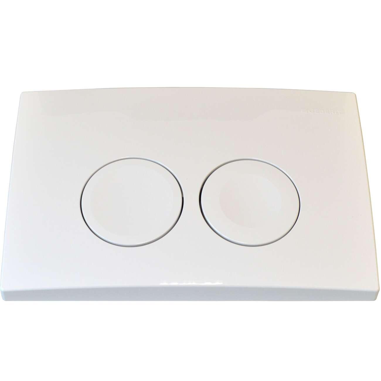 geberit abdeckplatte delta 21 wei f r duofix basic up 100 1762516. Black Bedroom Furniture Sets. Home Design Ideas