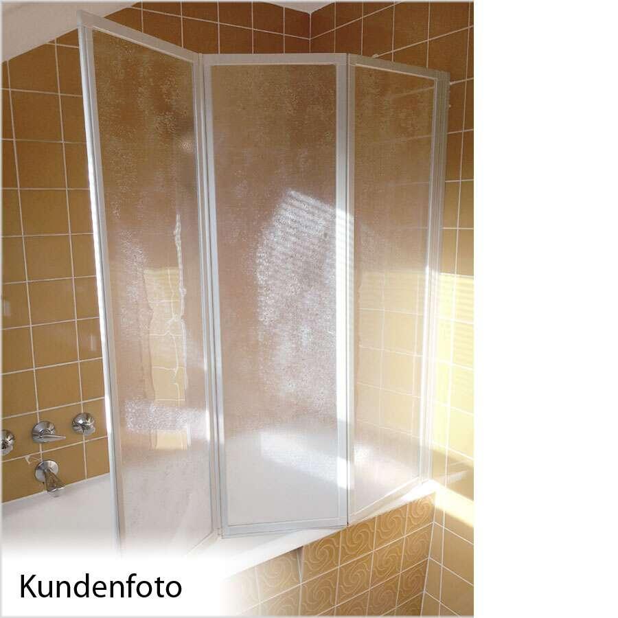 duschmeister 301 badewannenaufsatz 3 teilig d1300. Black Bedroom Furniture Sets. Home Design Ideas