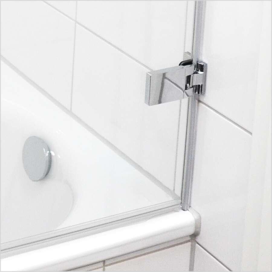 schulte davita badewannenaufsatz 2-teilig 8 mm d48083 | duschmeister.de