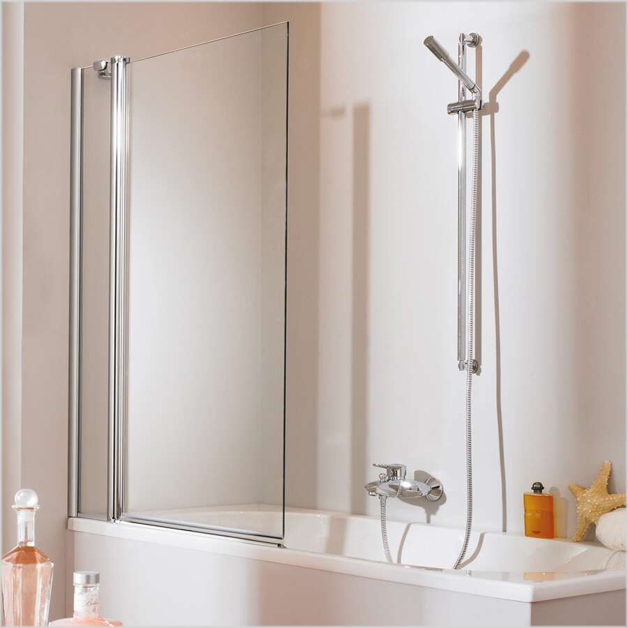 h ppe 501 design pure badewannenaufsatz 2 teilig 512501. Black Bedroom Furniture Sets. Home Design Ideas