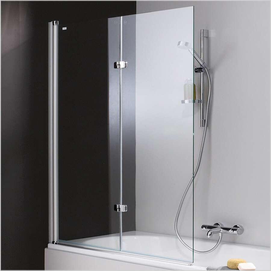 h ppe 501 design pure badewannenfaltwand 2 teilig. Black Bedroom Furniture Sets. Home Design Ideas