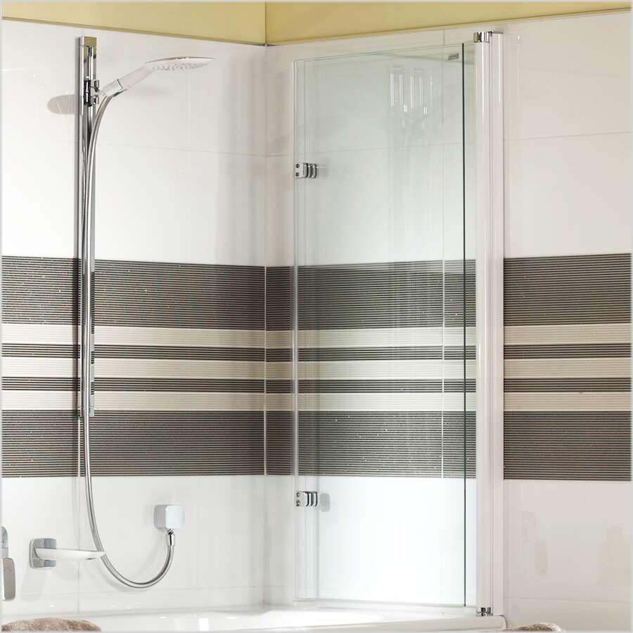 h ppe 501 design pure badewannenfaltwand 2 teilig rechts. Black Bedroom Furniture Sets. Home Design Ideas