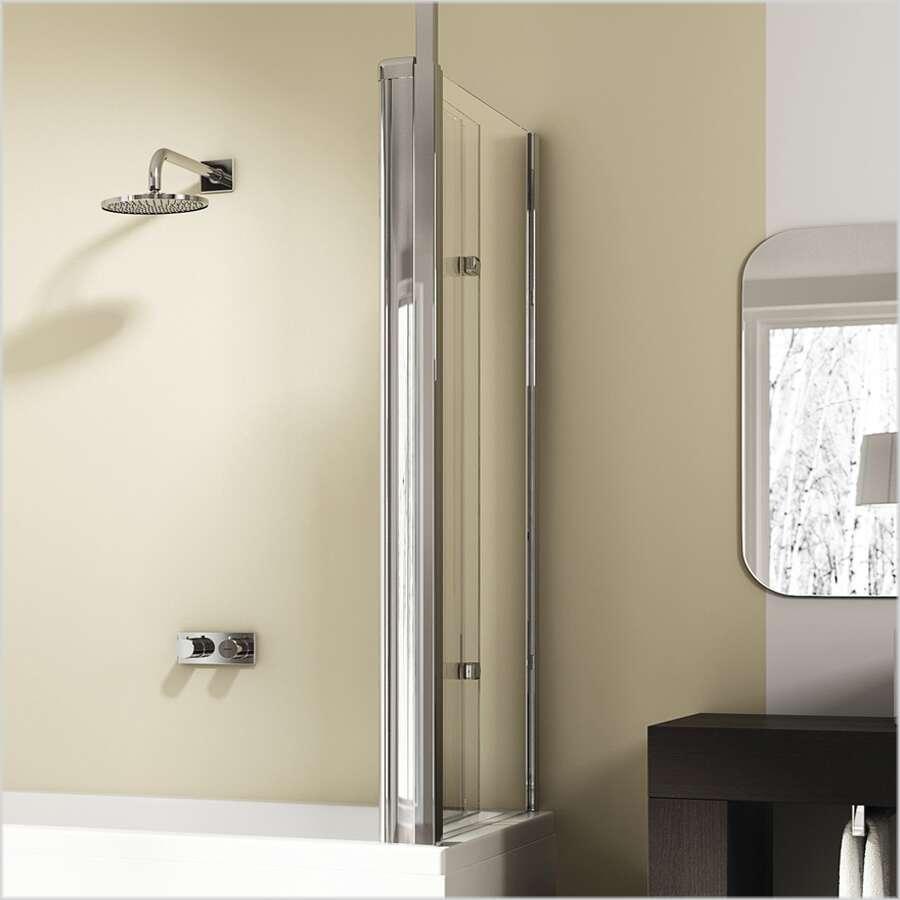 h ppe 501 design elegance badewannenaufsatz 3 teilig rechts. Black Bedroom Furniture Sets. Home Design Ideas
