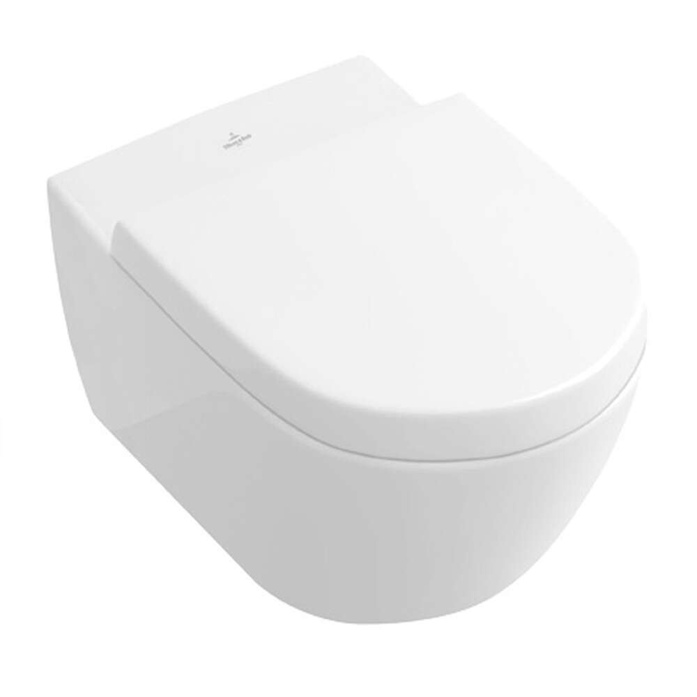villeroy boch subway 2 0 wand wc tiefsp ler compact 8284906. Black Bedroom Furniture Sets. Home Design Ideas