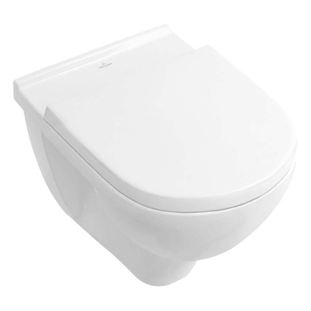 villeroy boch wand wc tiefsp ler mit ceramicplus 1795040. Black Bedroom Furniture Sets. Home Design Ideas