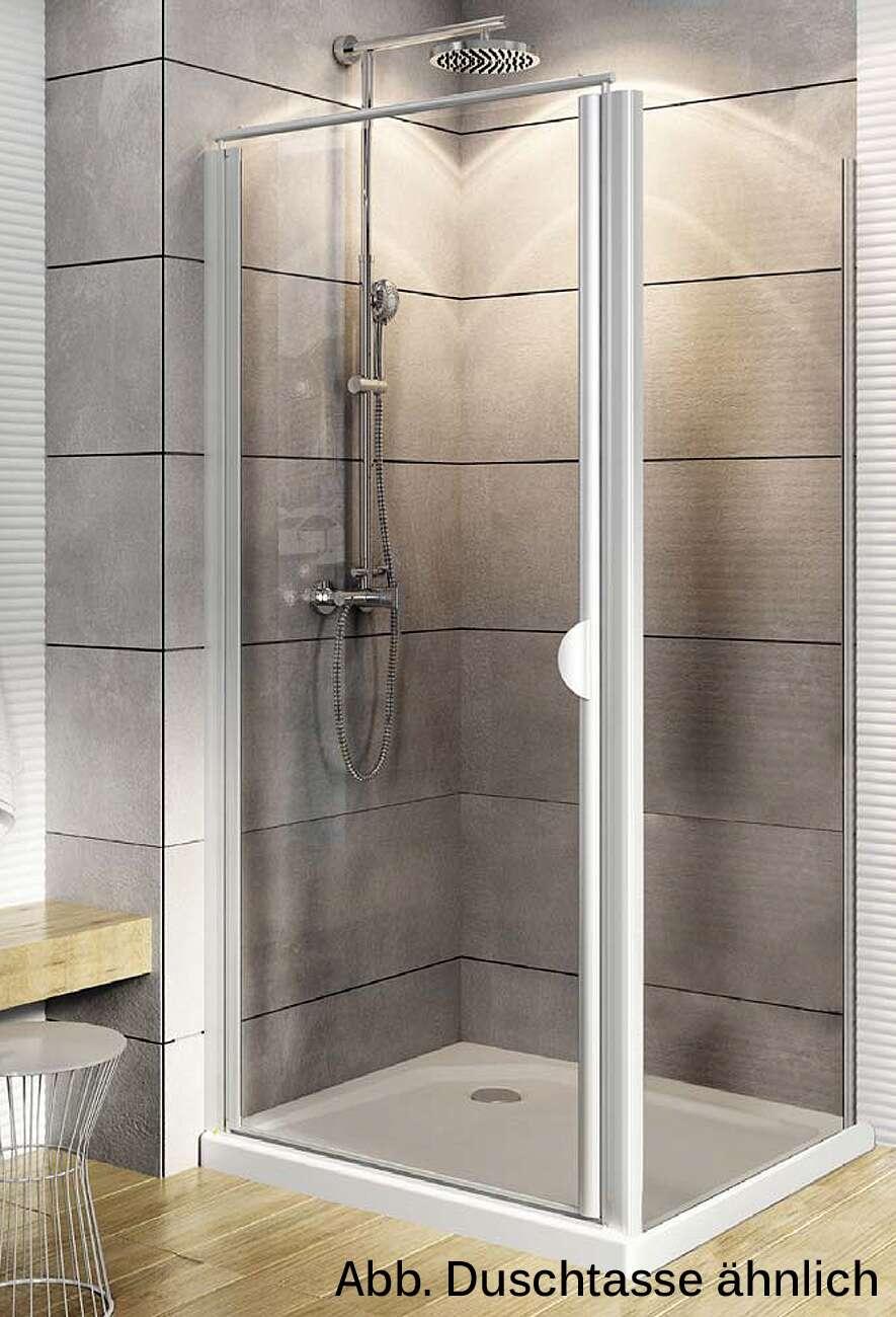 schulte dusche sunny komplett set 80 mit dreht r seitenwand und duschtasse d2371040150. Black Bedroom Furniture Sets. Home Design Ideas