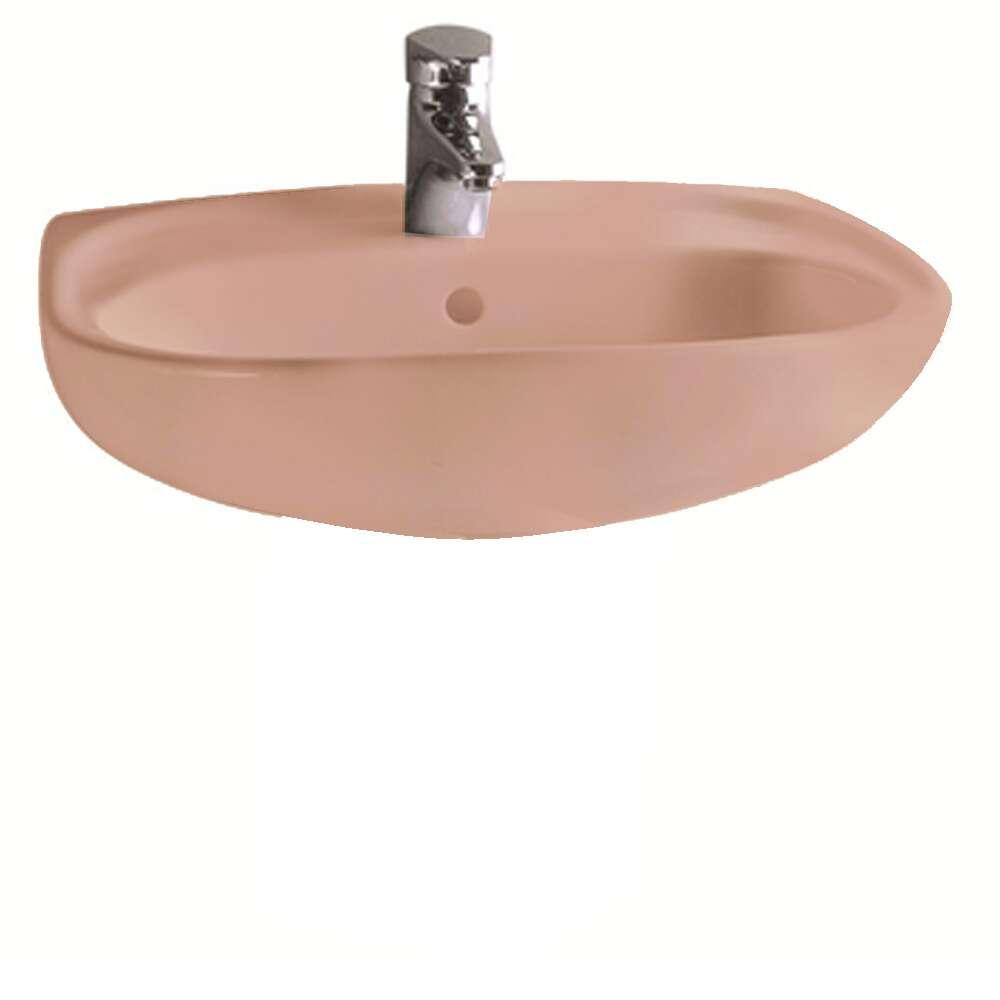 duschmeister waschtisch 60 cm beige waschbecken 1216210. Black Bedroom Furniture Sets. Home Design Ideas