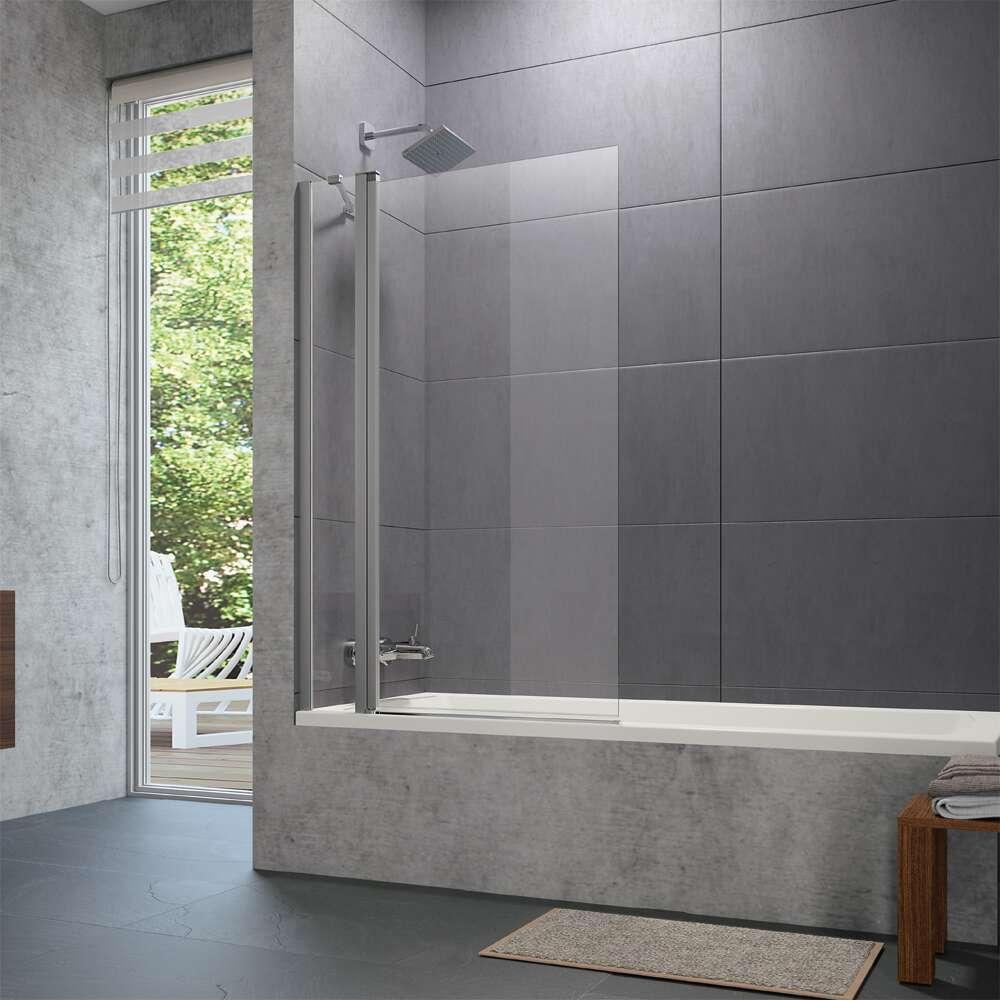 h ppe 501 design pure badewannenaufsatz 2 teilig sonderma. Black Bedroom Furniture Sets. Home Design Ideas