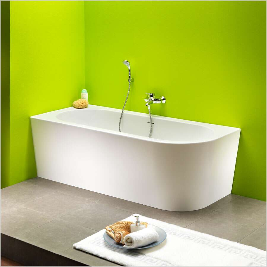 ottofond eckbadewanne modena corner rechts 178 x 78 cm 703803bw. Black Bedroom Furniture Sets. Home Design Ideas