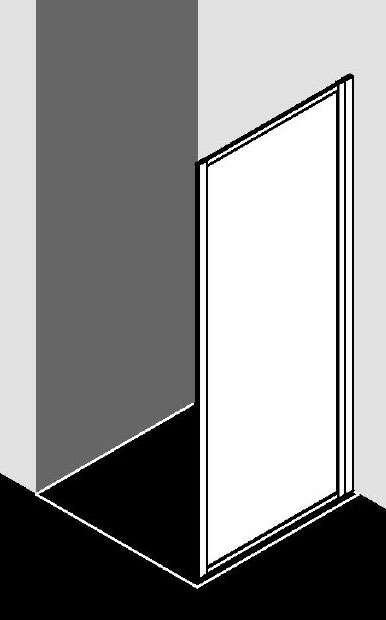 kermi ibiza 2000 seitenwand f r pendelt r express. Black Bedroom Furniture Sets. Home Design Ideas