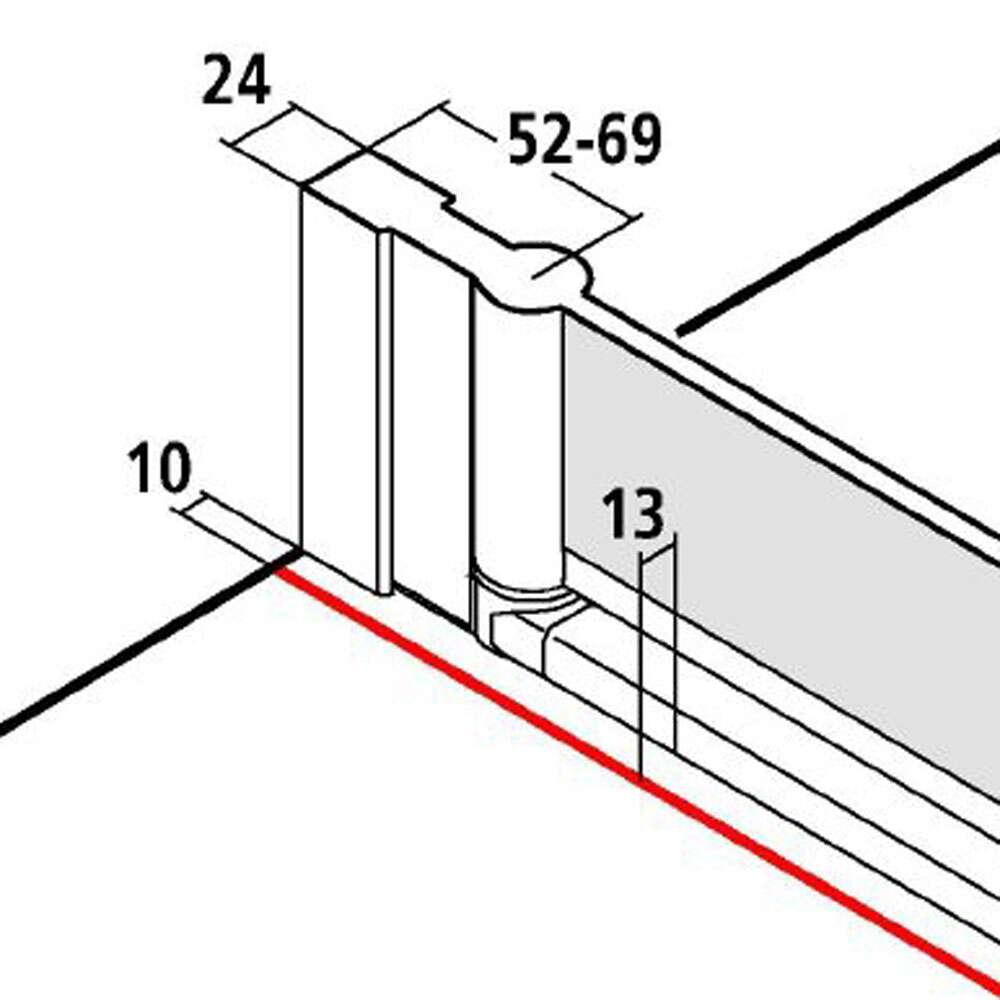 kermi nova 2000 pendelt r f r seitenwand. Black Bedroom Furniture Sets. Home Design Ideas
