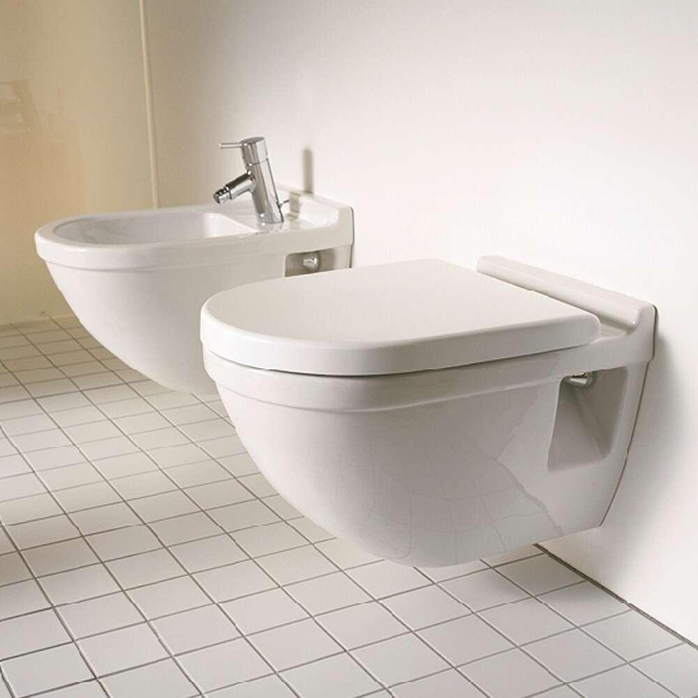 duravit wand wc tiefsp ler starck 3 wei 1686445. Black Bedroom Furniture Sets. Home Design Ideas