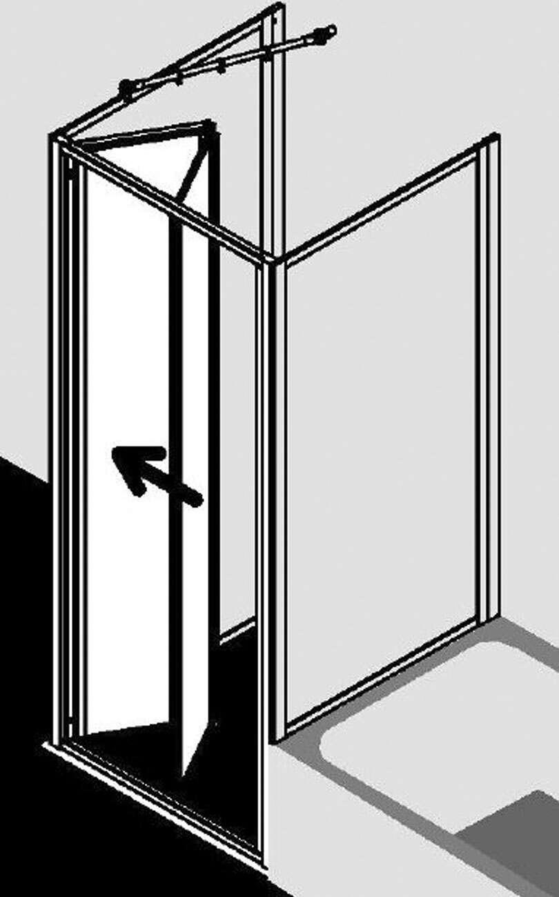 kermi nova 2000 faltt r f r verk rzte seitenwand. Black Bedroom Furniture Sets. Home Design Ideas