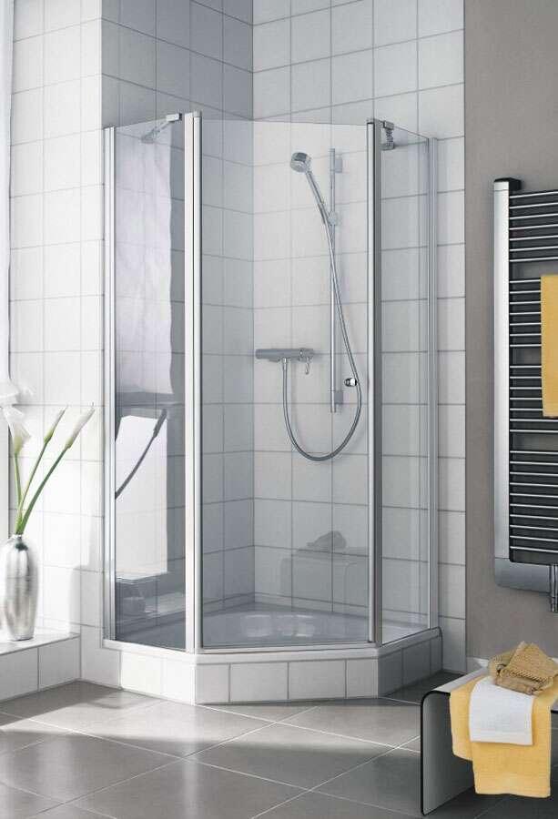 kermi ibiza 2000 f nfeckdusche mit dreht r. Black Bedroom Furniture Sets. Home Design Ideas