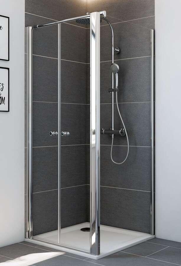 Duschkabine an Badewanne günstig bei Duschmeister versandfrei