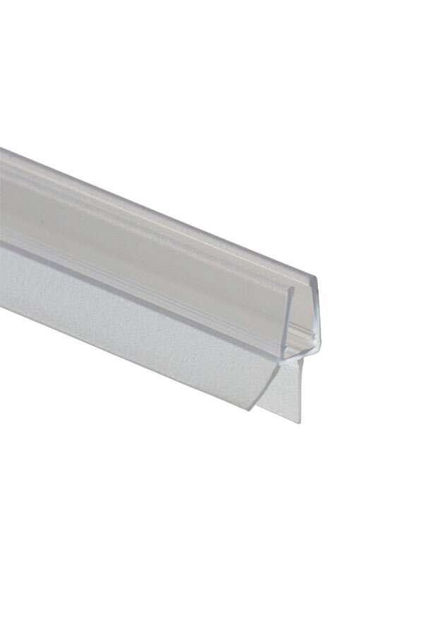 wasserabweisprofil dichtlippe 1200 mm f r duschkabinen 6 mm d2972. Black Bedroom Furniture Sets. Home Design Ideas