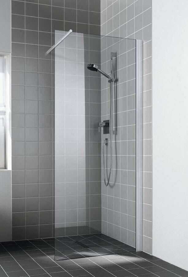 kermi ibiza 2000 walk in duschwand. Black Bedroom Furniture Sets. Home Design Ideas