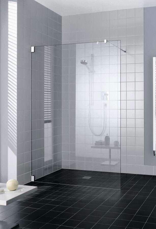 kermi filia walk in duschwand 8 mm. Black Bedroom Furniture Sets. Home Design Ideas