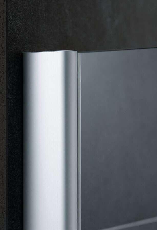 kermi pasa xp walk in duschwand wall mit beweglichem fl gel. Black Bedroom Furniture Sets. Home Design Ideas