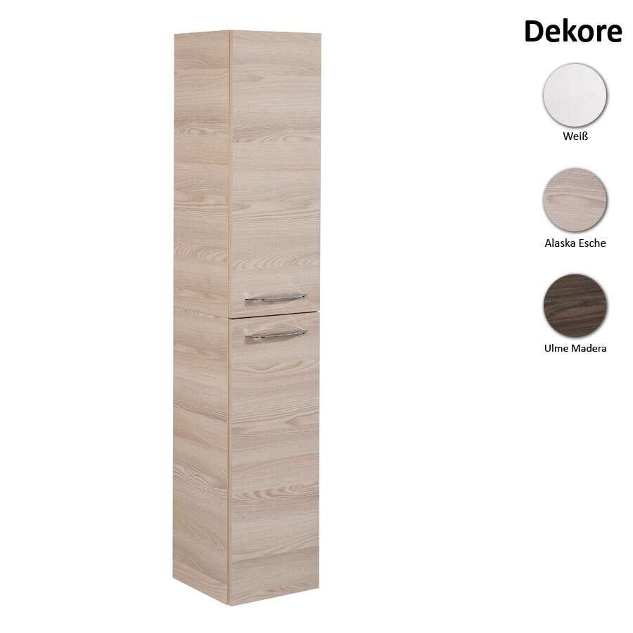 fackelmann badschrank hochschrank 30 cm hochschrank. Black Bedroom Furniture Sets. Home Design Ideas