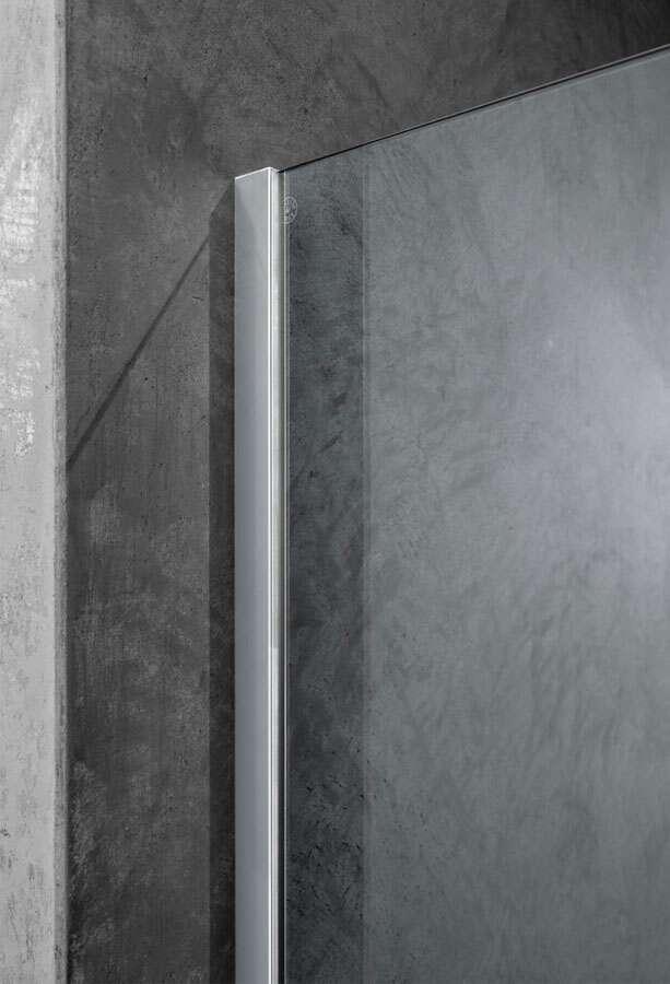 kermi walk in xb duschwand 8 mm mit variabler stabilisierung. Black Bedroom Furniture Sets. Home Design Ideas