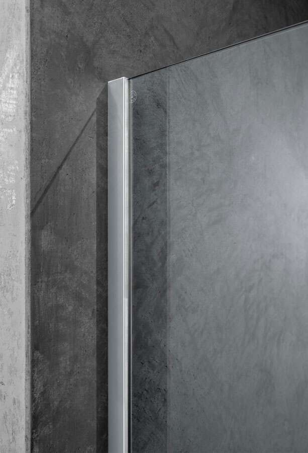kermi walk in xb duschwand 8 mm mit variabler. Black Bedroom Furniture Sets. Home Design Ideas