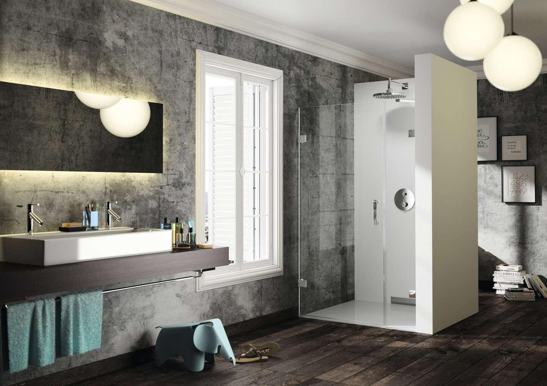 h ppe solva rahmenlos schwingt r mit nebenteil in nische. Black Bedroom Furniture Sets. Home Design Ideas