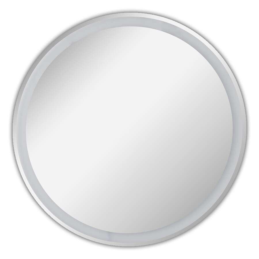 fackelmann spiegel rund mit led beleuchtung 60 cm fms spiegelelement. Black Bedroom Furniture Sets. Home Design Ideas