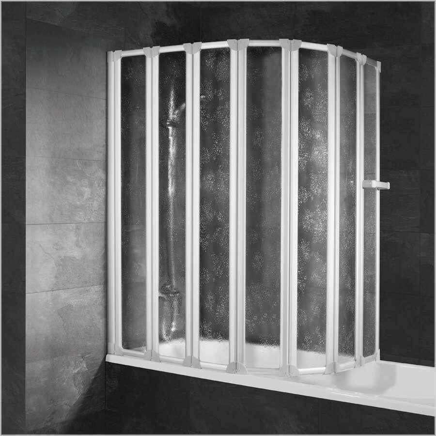 schulte komfort vii badewannenaufsatz 7 teilig d1317. Black Bedroom Furniture Sets. Home Design Ideas